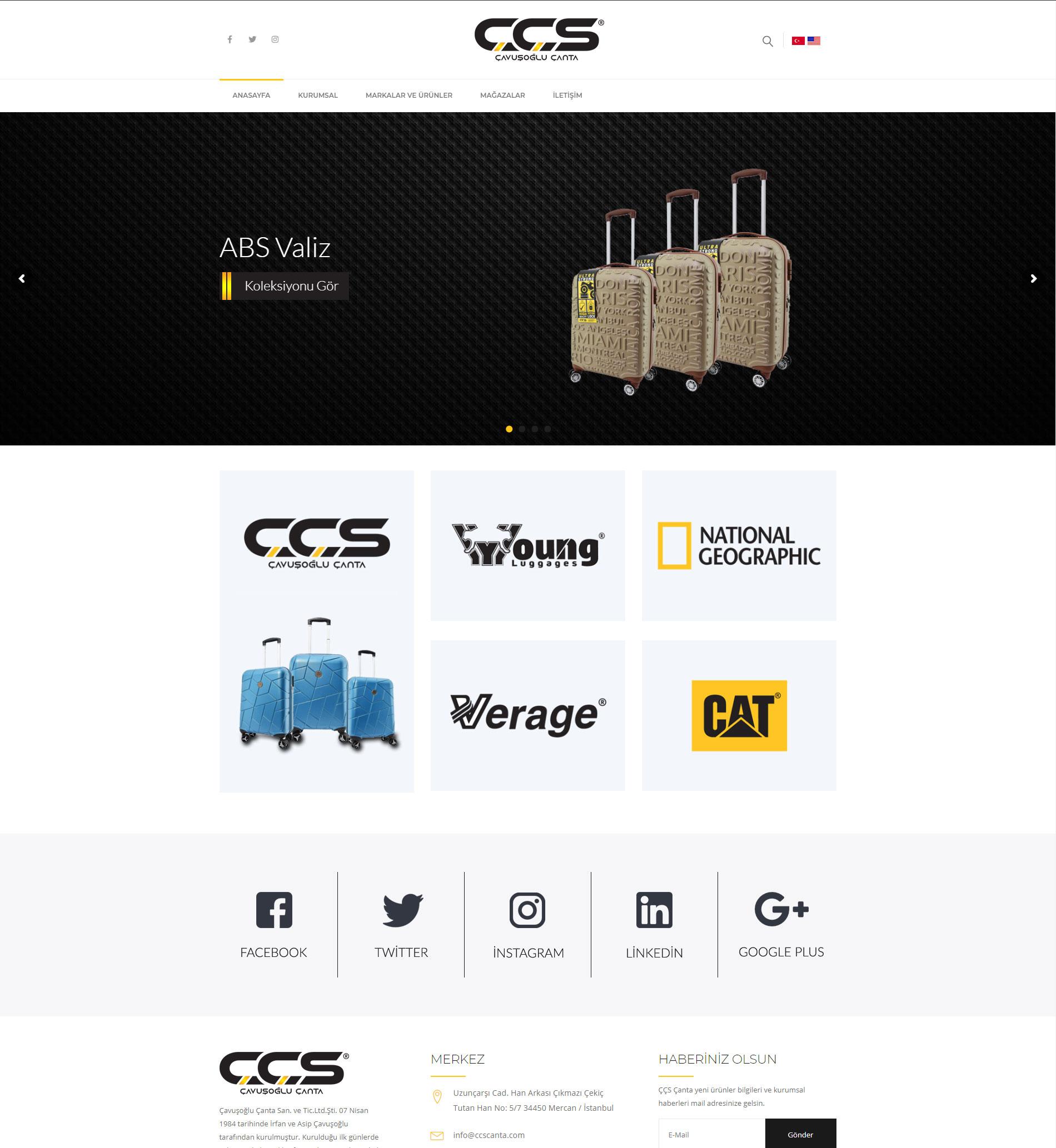 Ççs Çanta & Web Tasarım